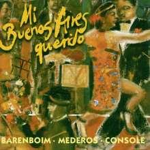 Daniel Barenboim - Tangos among Friends, CD