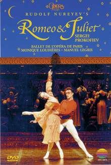 Ballet de l'Opera National de Paris:Romeo & Julia, DVD