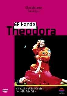 Georg Friedrich Händel (1685-1759): Theodora, DVD