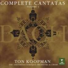Johann Sebastian Bach (1685-1750): Sämtliche Kantaten Vol.4 (Koopman), 3 CDs