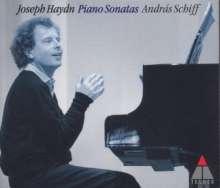 Joseph Haydn (1732-1809): Klaviersonaten H16 Nr.20,34,40,44,48-52, 2 CDs