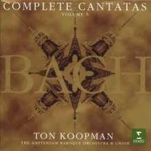 Johann Sebastian Bach (1685-1750): Sämtliche Kantaten Vol.5 (Koopman), 4 CDs
