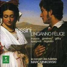 Gioacchino Rossini (1792-1868): L'Inganno Felice, CD