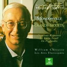 Jean-Joseph Cassanea de Mondonville (1711-1772): Motetten, CD