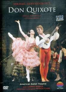 American Ballet Theatre:Don Quixote (Minkus), DVD