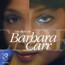 Barbara Carr: The Best Of Barbara Carr, CD