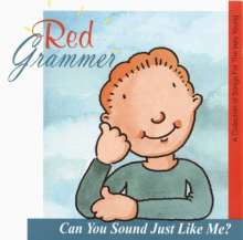 Red Grammer: Can You Sound Like Me?, CD