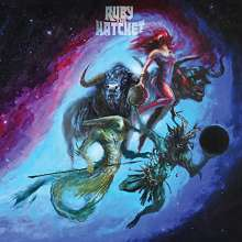 Ruby The Hatchet: Planetary Space Child (Clear Blue Vinyl), LP