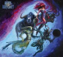 Ruby The Hatchet: Planetary Space Child, CD
