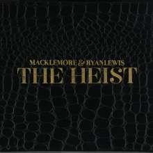 Macklemore & Ryan Lewis: The Heist, CD