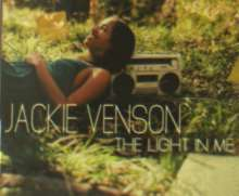 Jackie Venson: The Light In Me, CD