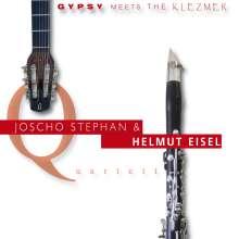 Joscho Stephan & Helmut Eisel: Gypsy Meets The Klezmer, CD