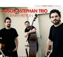 Joscho Stephan (geb. 1979): Paris-Berlin, CD