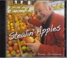 Charly Antolini (geb. 1937): Stealin' Apples - In Memory Of Benny Goodman, CD