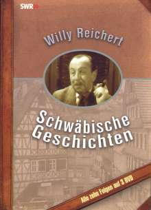 Schwäbische Geschichten, 3 DVDs