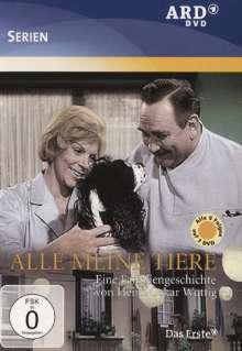Alle meine Tiere (Gesamtausgabe), 3 DVDs