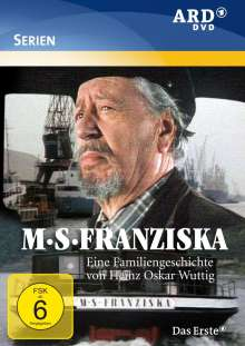 MS Franziska, 3 DVDs