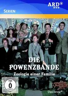 Die Powenzbande - Zoologie einer Familie, 3 DVDs
