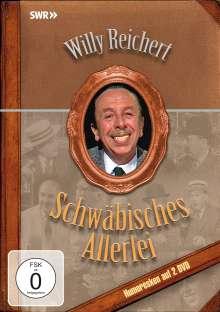 Schwäbisches Allerlei, 2 DVDs
