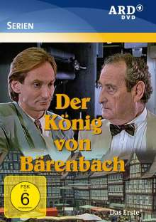 Der König von Bärenbach, 4 DVDs