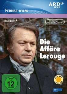 Die Affäre Lerouge, 2 DVDs
