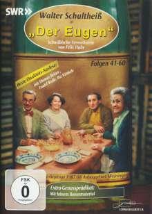 Der Eugen (Folgen 41-60), DVD
