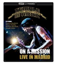 Michael Schenker: On A Mission - Live In Madrid (Ultra HD Blu-ray), Ultra HD Blu-ray
