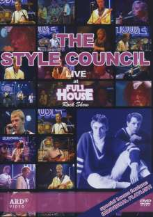 The Style Council: Live At Full House - 12.3.1987, DVD
