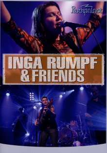 Inga Rumpf: Inga Rumpf & Friends At Rockpalast - Bonn, 20.10.2006, DVD