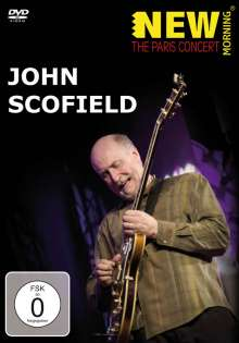 John Scofield (geb. 1951): The Paris Concert (23.4.2010), DVD