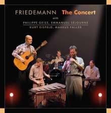 Friedemann: The Concert, SACD