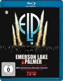 Emerson, Lake & Palmer: 40th Anniversary Reunion Concert: High Voltage Festival, Blu-ray Disc