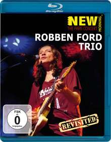 Robben Ford: The Paris Concert - Revisited, Blu-ray Disc