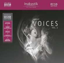 Reference Sound Edition: Great Voices Vol. 2 (180g) , 2 LPs