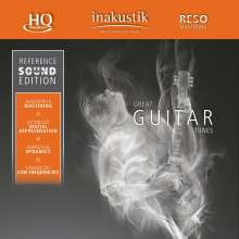 Reference Sound Edition: Great Guitar Tunes (HQCD), CD