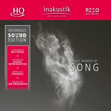 Reference Sound Edition: Great Women Of Song (HQCD), CD