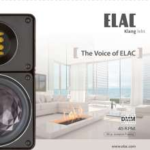 The Voice Of ELAC (180g) (45 RPM), 2 LPs