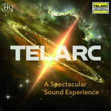 A Spectacular Sound Experience (UHQCD), CD
