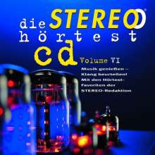 Stereo Hörtest CD Vol. VI, CD