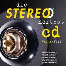Die Stereo Hörtest CD Vol.VIII, CD
