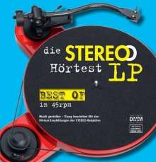 Die Stereo Hörtest Best Of LP (180g) (Limited Edition) (45 RPM), 2 LPs