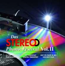 Das Stereo Phono-Festival Vol. II, SACD