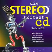 Die Stereo Hörtest CD Vol. IX, CD