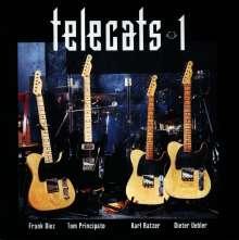 Telecats: Telecats I, CD