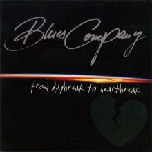 Blues Company: From Daybreak To Heartbreak, CD