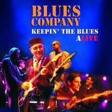 Blues Company: Keepin' The Blues Alive, CD