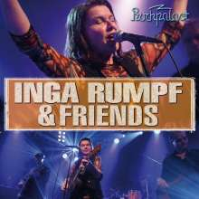 Inga Rumpf: Inga Rumpf & Friends At Rockpalast 2006, CD