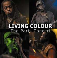 Living Colour: The Paris Concert 2007, 2 CDs
