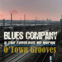 Blues Company: O'Town Grooves, CD