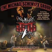 Michael Schenker: Live In Tokyo: The 30th Anniversary Concert 2010, 2 CDs